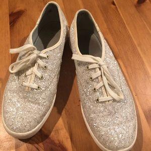 Keds for Kate Spade Glitter Sneaker